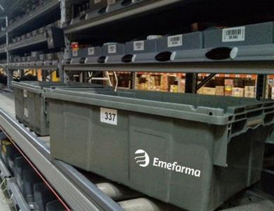 Successful Cases WMS Rx – Emefarma